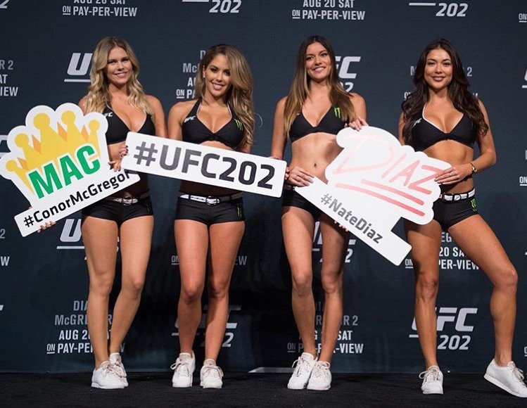 UFC Octagon Girls Who Dated MMA Stars