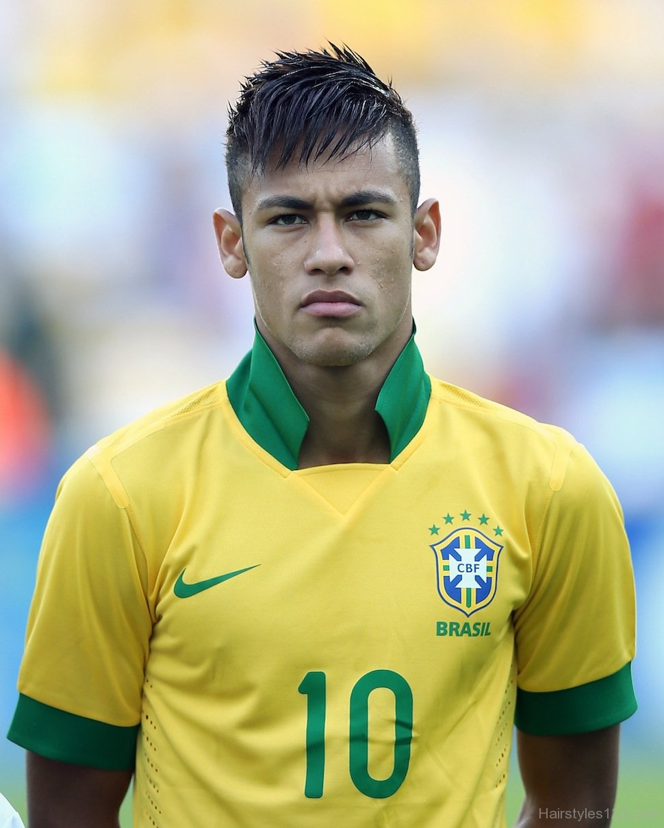 6 Of Neymars Best Hairstyles And How You Can Achieve Them