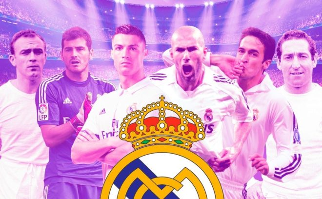 The Top Real Madrid Players Of All-Time