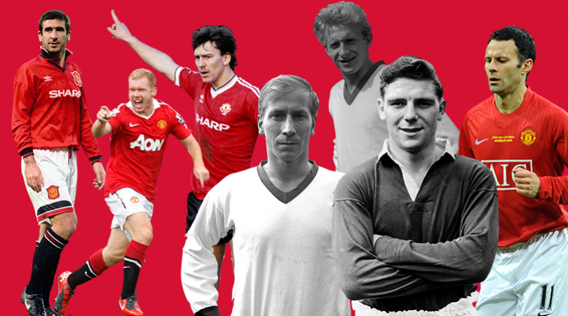 The Top Manchester United Player of All-Time