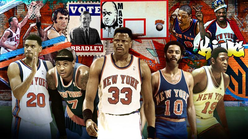 The Top New York Knicks Players of All-Time