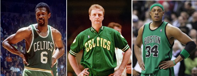 The Top Boston Celtics Players Of All-Time