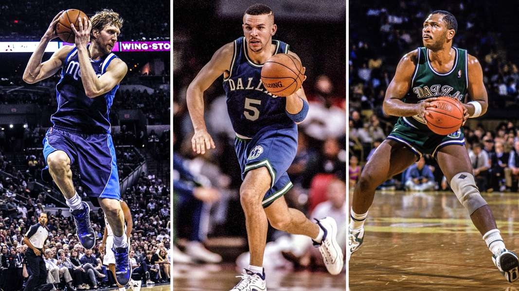 The Top 10 Dallas Mavericks Players of All-Time