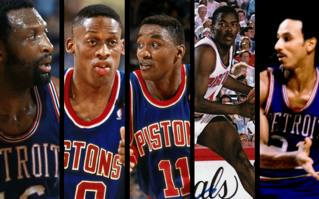 The Top Detroit Pistons Players of All-Time
