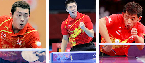 The Top 10 Greatest Male Table Tennis Players