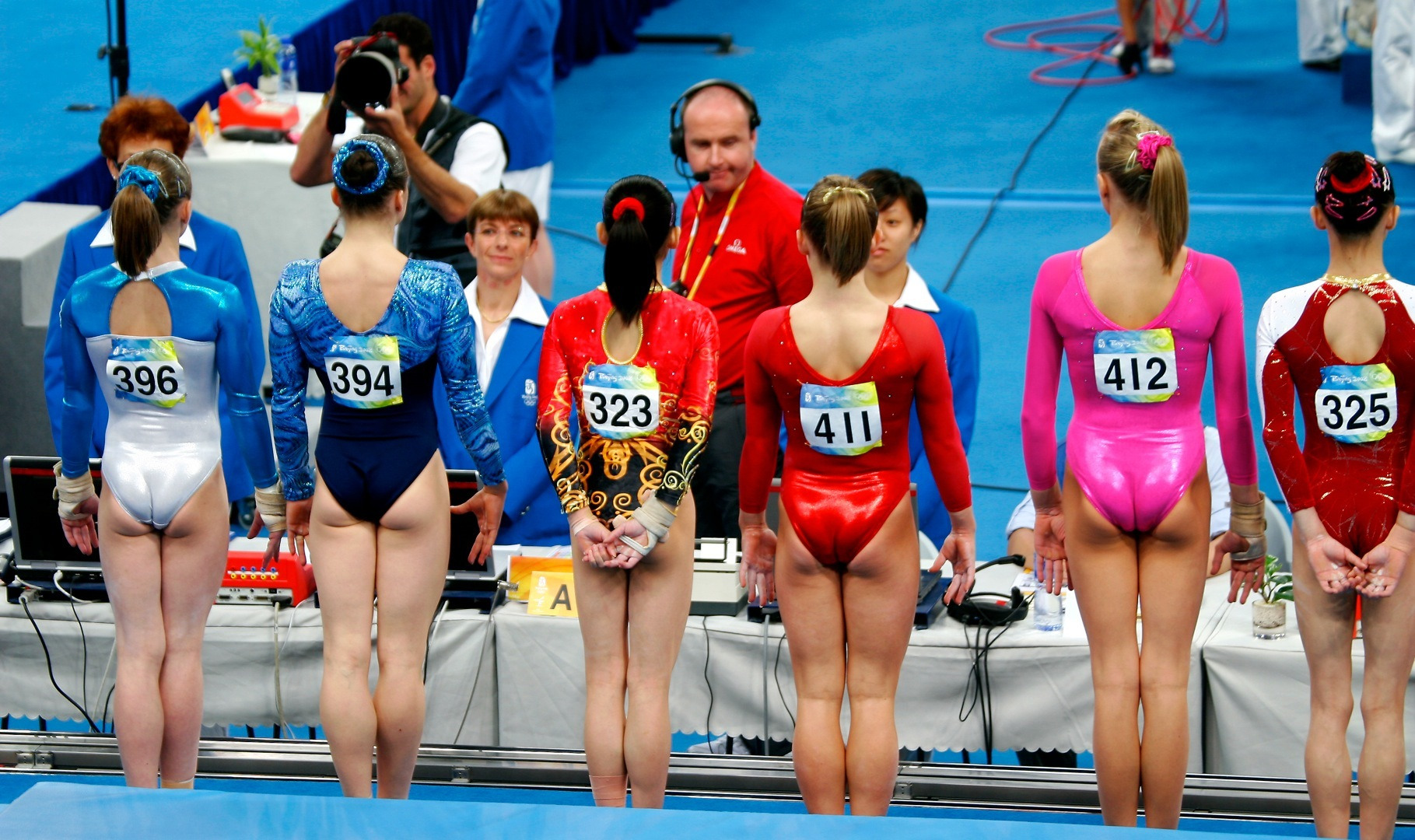 The Top 10 Hottest Female Gymnasts of All-Time
