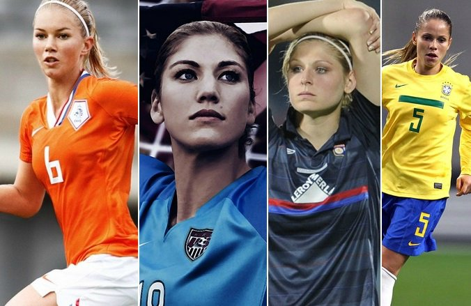 The Top 10 Hottest Football Girls