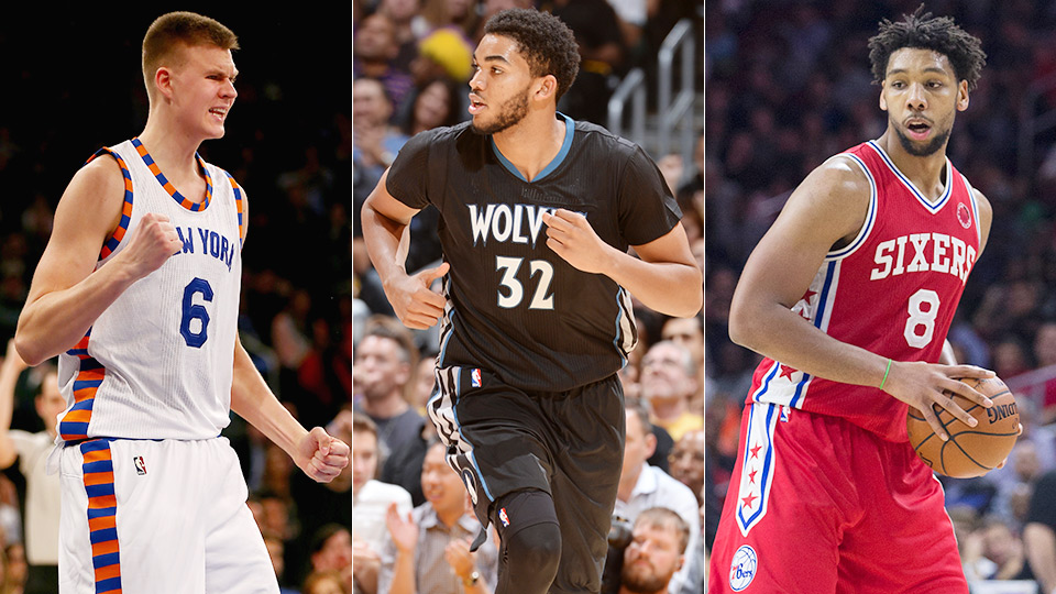 The Best NBA Players 21 And Under