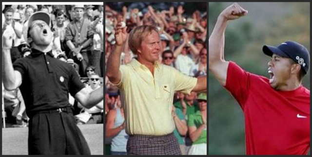 The Top 10 Golfers of All-Time