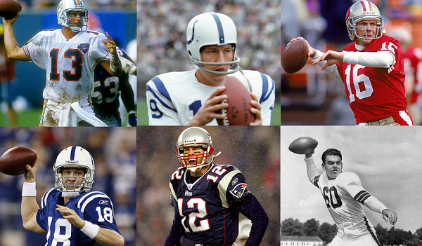 The Top 10 Quarterbacks of All-Time