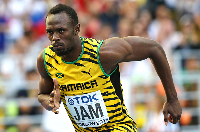 How Much is Usain Bolt's Net Worth?