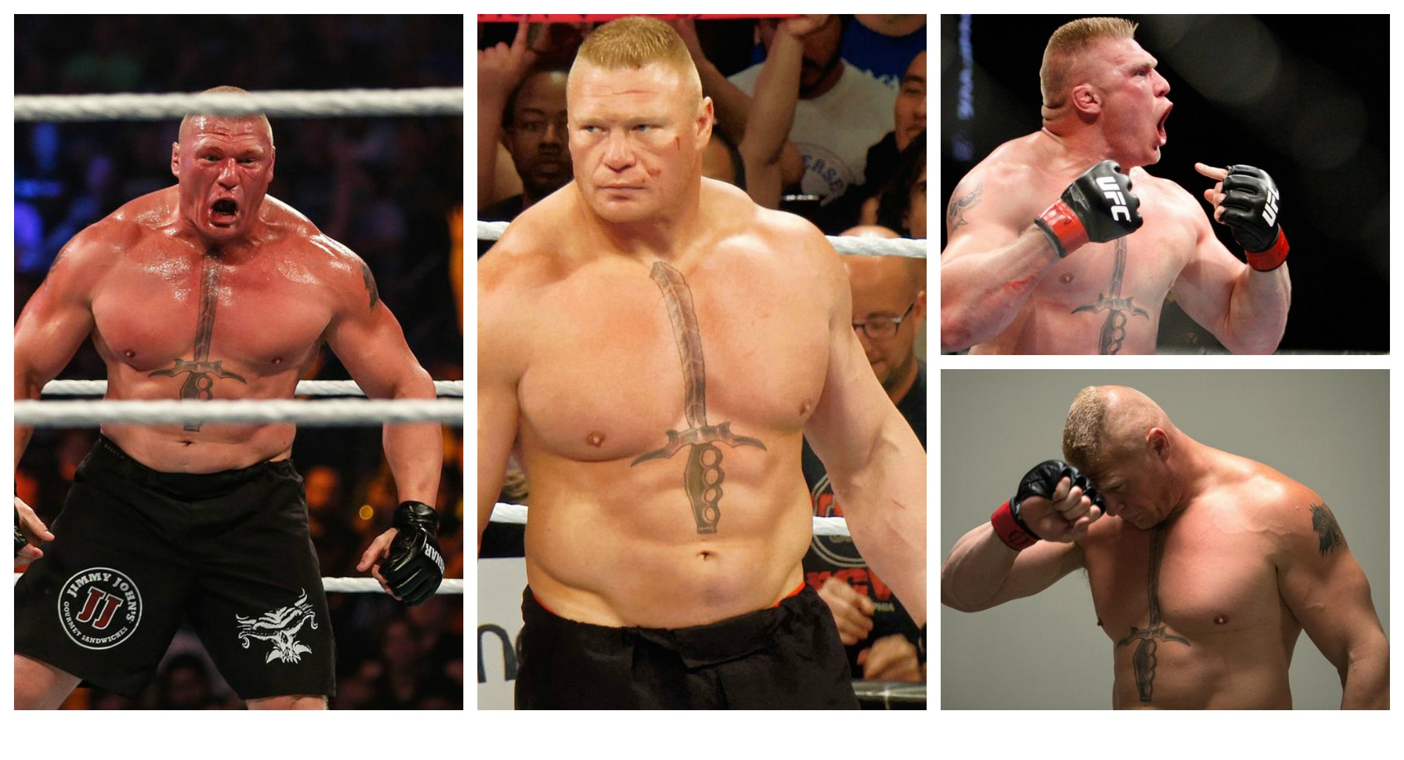 Is Brock Lesnar Attempting A UFC Comeback?