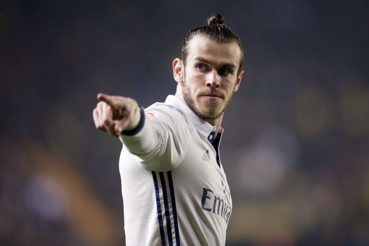Gareth Bale's Net Worth