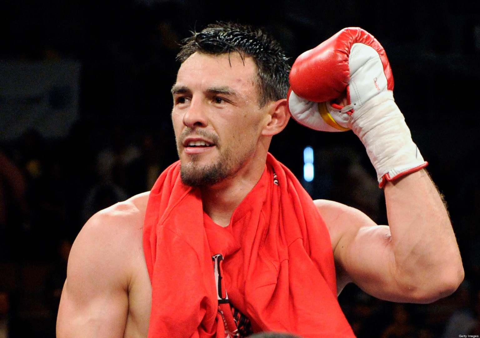 Looking Like A Ghost of His Old Self, Robert Guerrero Suffers First Knockout Loss