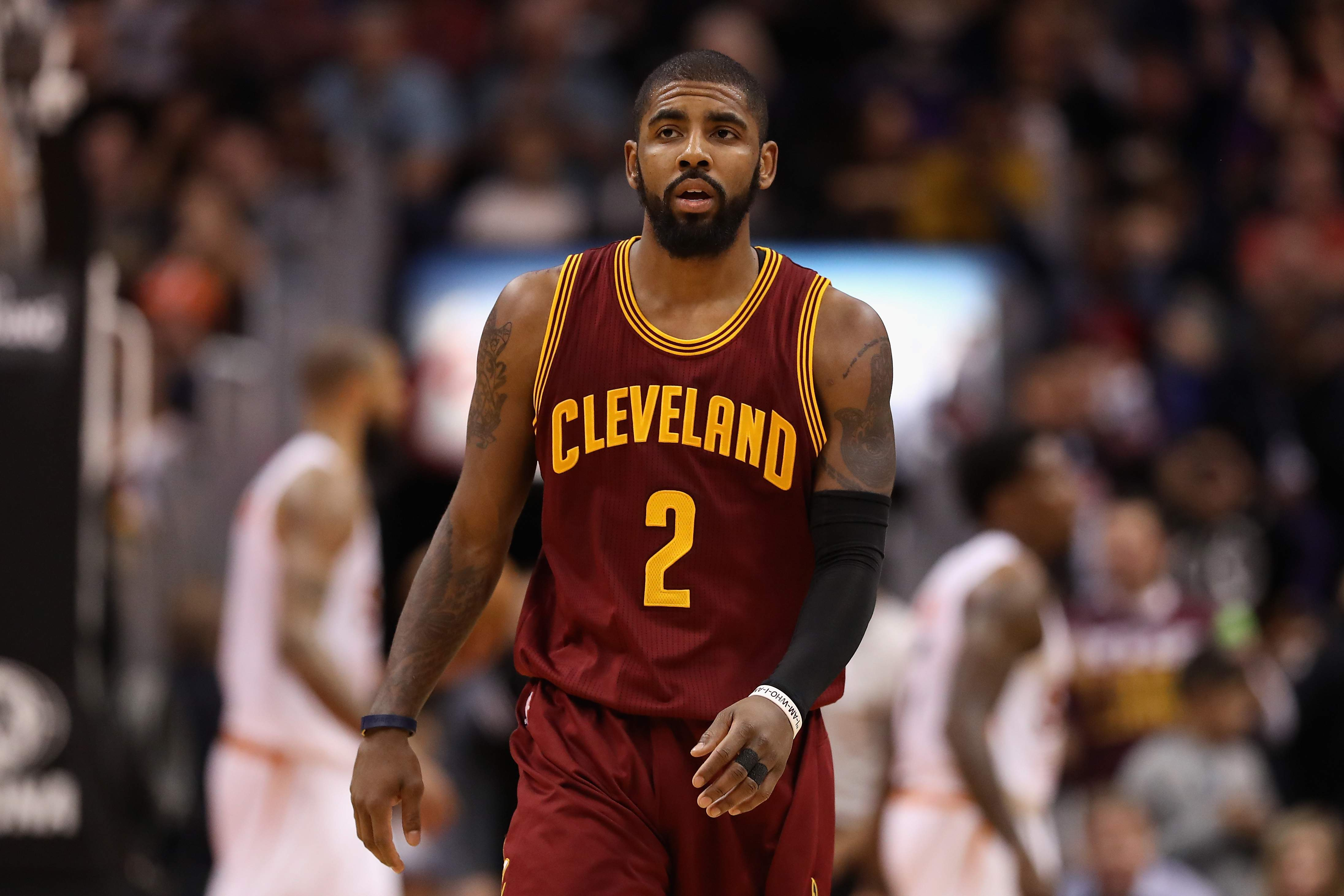 Why Kyrie Irving Wants Out of Cleveland