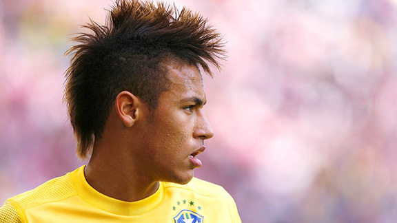 6 OF NEYMAR'S BEST HAIRSTYLES AND HOW YOU CAN ACHIEVE THEM