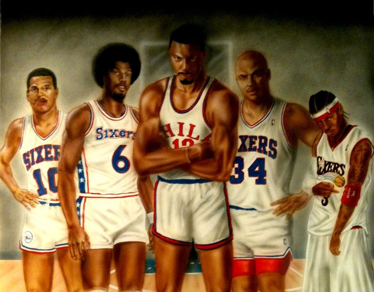 The Top Philadelphia 76ers Players of All-Time