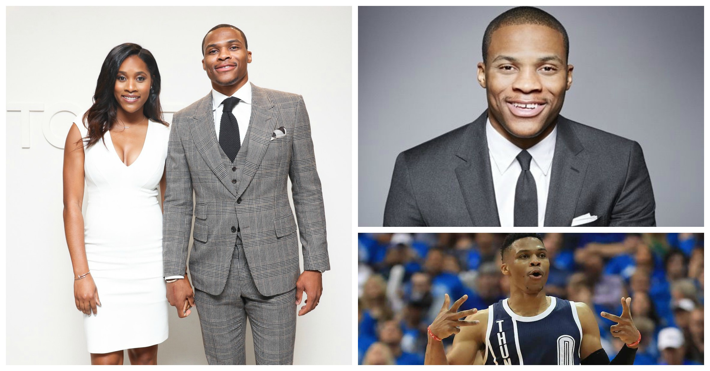 Russell Westbrook Gave A Heartfelt MVP Speech