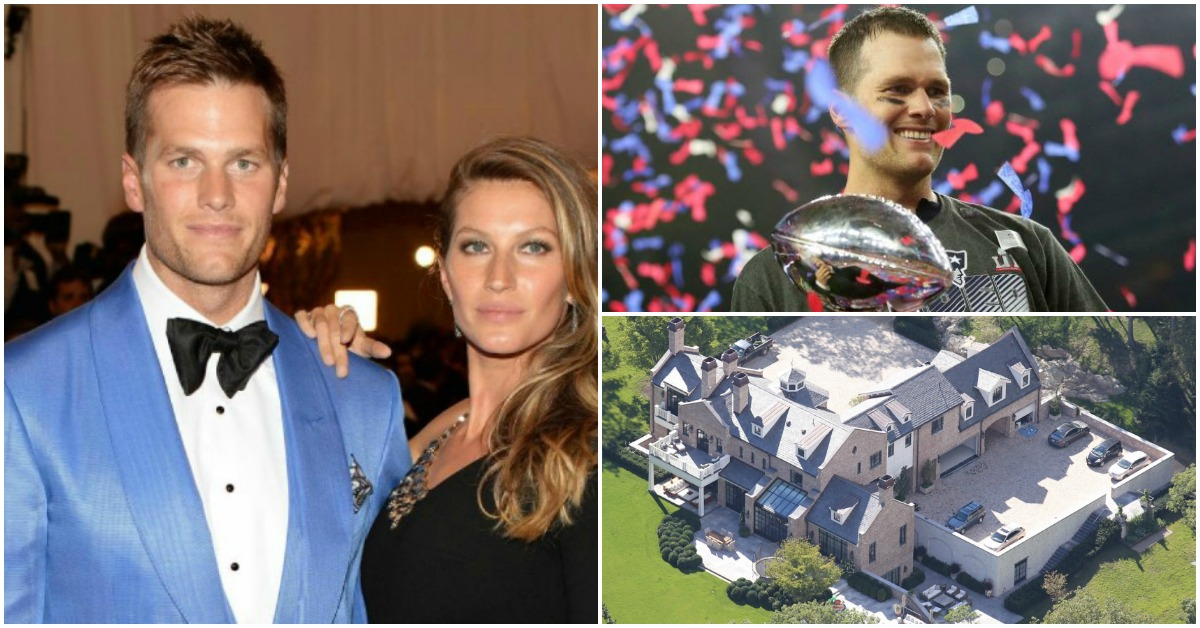 How Much Is Tom Brady S Net Worth