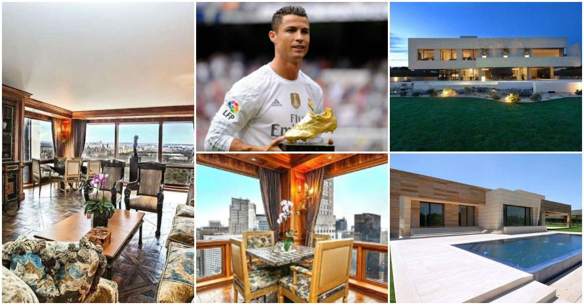 Cristiano Ronaldo's Net Worth- A Breakdown Of The Highest Paid Athlethe's Wealth