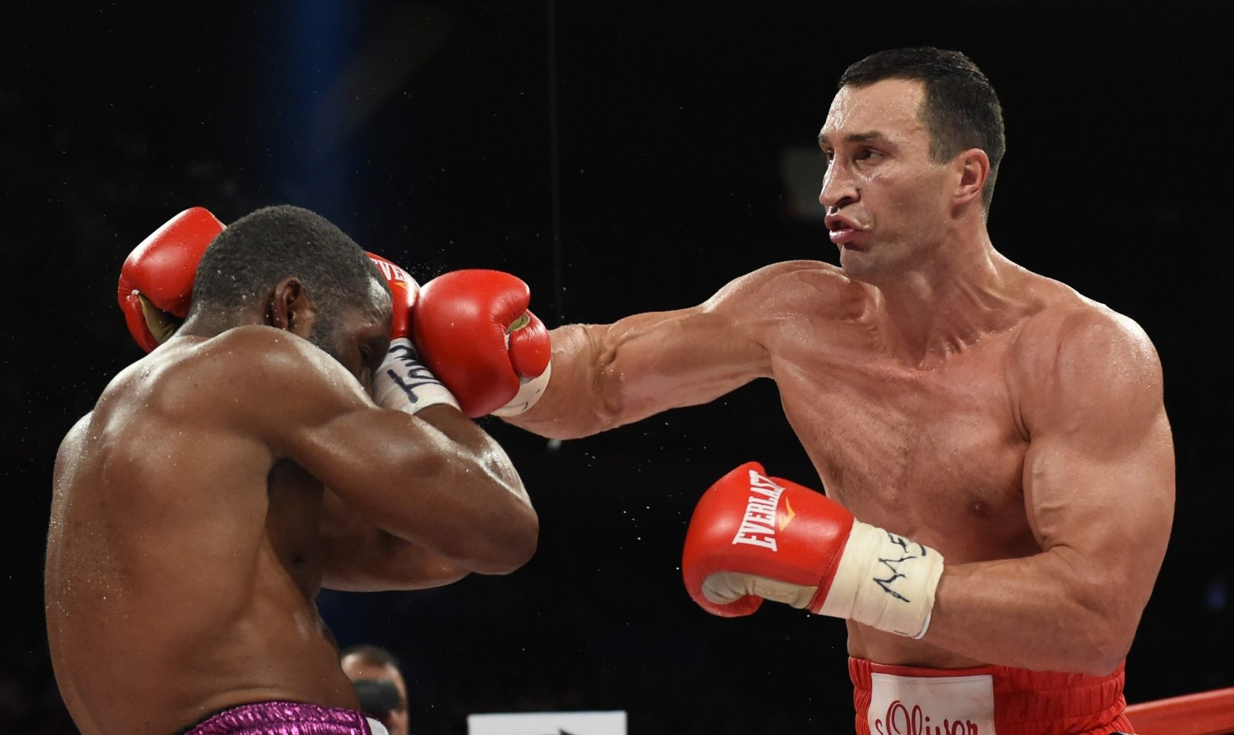 Former Heavyweight Champion Wladimir Klitschko Calls It A Career