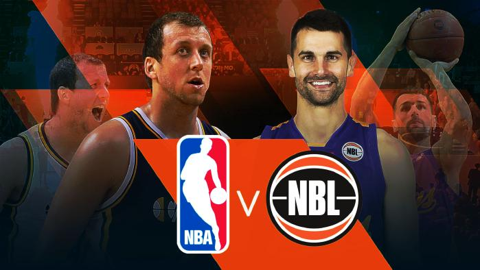 NBA Versus NBL In Historic Pre-Season Games