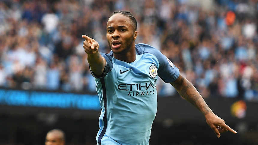 Raheem Sterling and controversial football celebrations
