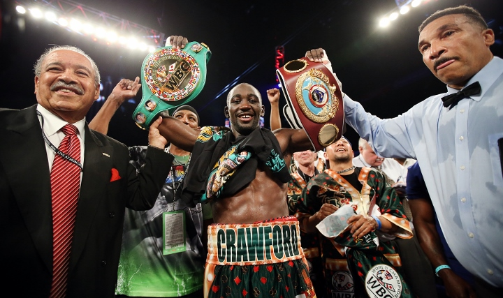 Is Terence Crawford Now The Best P4P Fighter In The Planet?