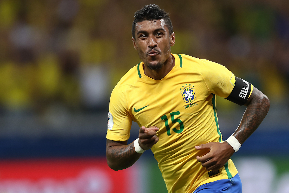 Barcelona sign Paulinho from Guangzhou Evergrande