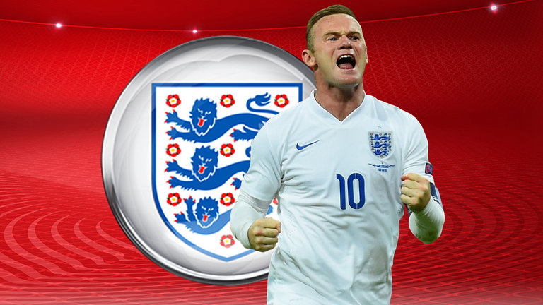 Wayne Rooney calls time on international career with England