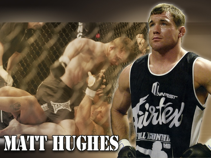 Matt Hughes' Progress Is Nothing Short of A Miracle