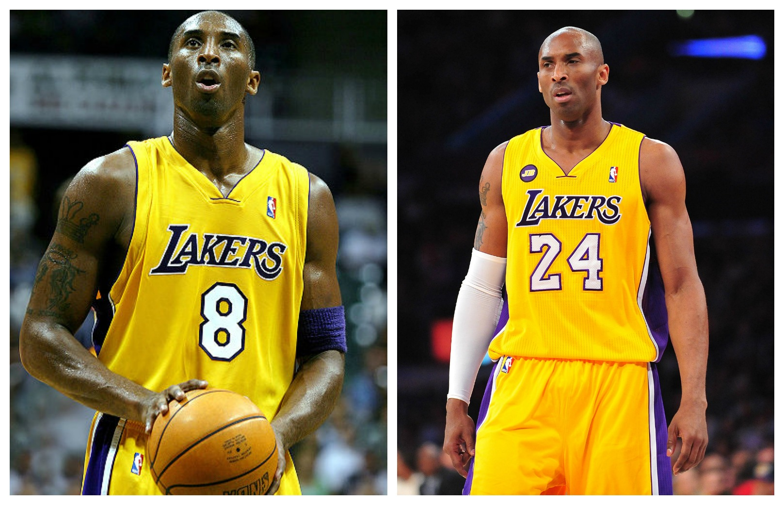 Twice The Honor: Lakers To Retire Both Kobe Jersey Numbers