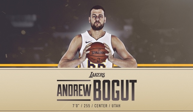Andrew Bogut Was A Good Move For The Lakers