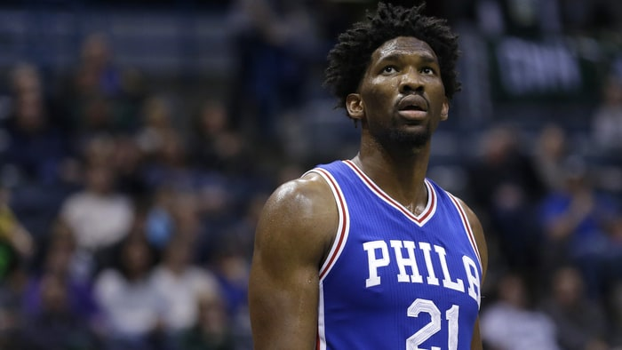 Don't Count A Full Season From Joel Embiid