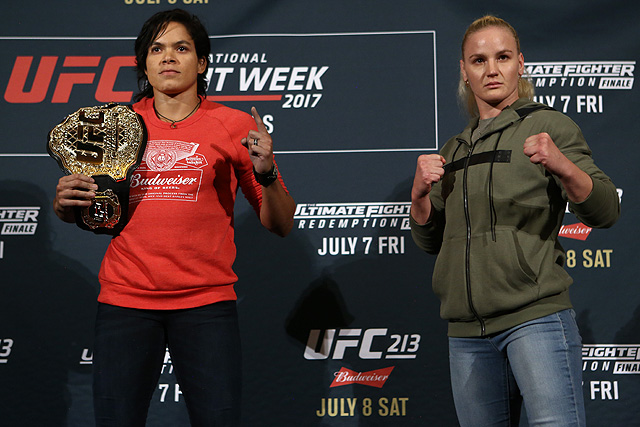 Is Amanda Nunes Scared Of Valentina Shevchenko?