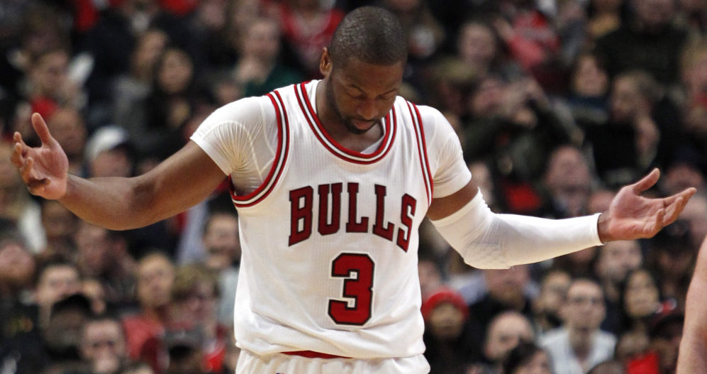 Cavs Back in the Arms Race With D-Wade Signing