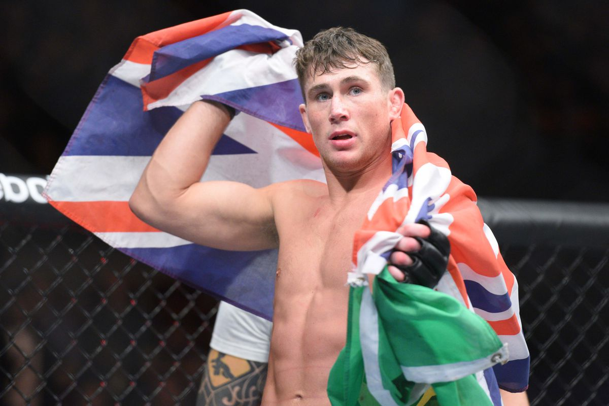 Darren Till Just Served Notice To The Welterweight Division