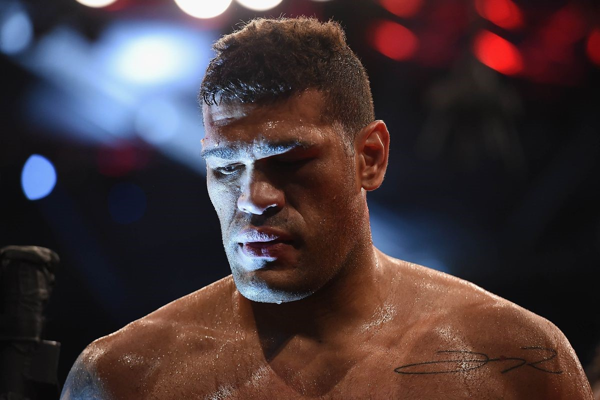 What's It Going To Take To Knock Some Sense Into Bigfoot Silva?