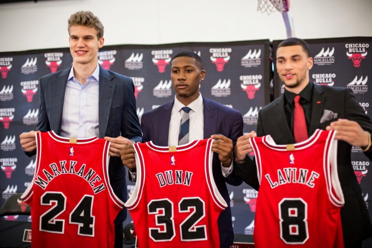 New Chicago Bulls Team, Same Old Problem