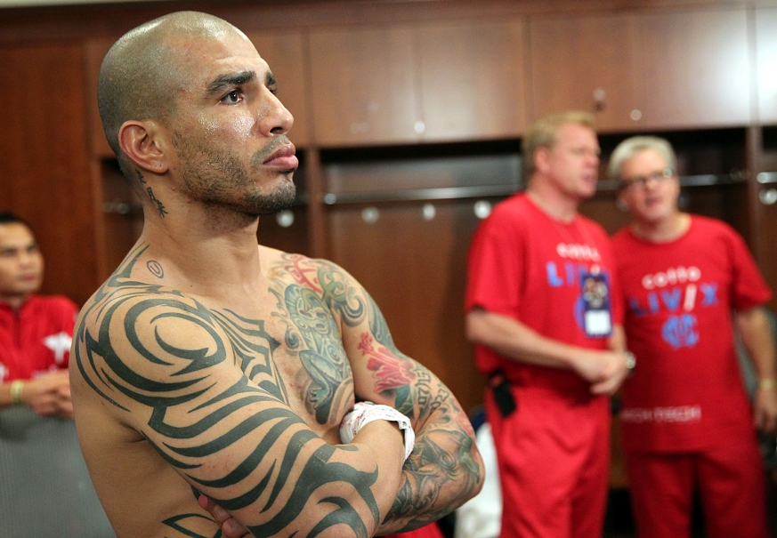 Miguel Cotto's Farewell Bout An Easy Way Out