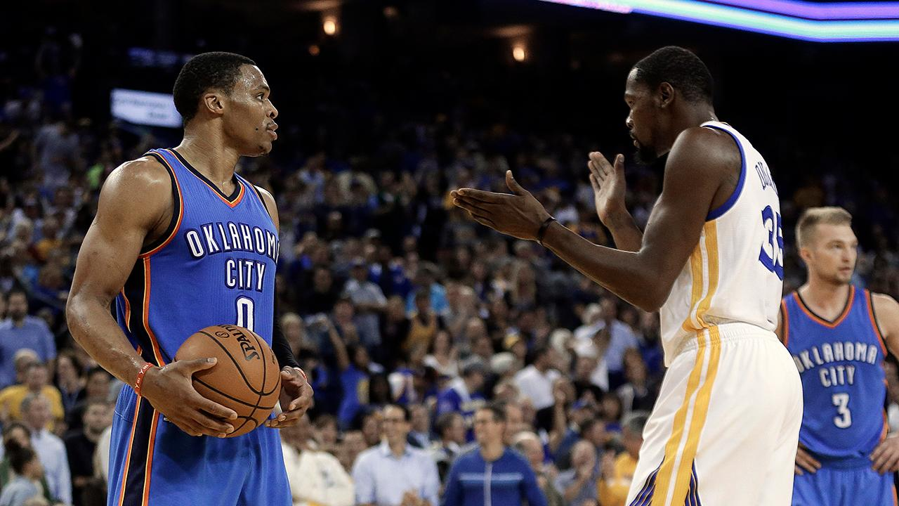After A Full Season, Russell Westbrook and Kevin Durant Continue To Take Shots At Each Other