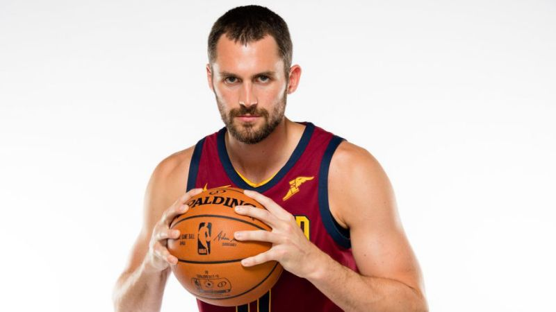 Kevin Love To Start At Center For The Cavs?