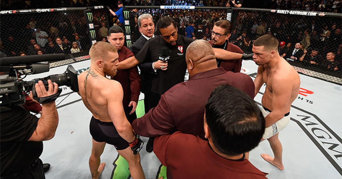 McGregor vs Diaz 3 Is A Fight That Must Happen
