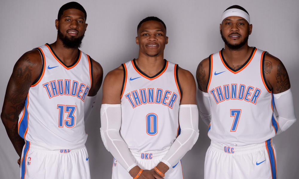 Numbers That Defined The Thunder's Summer To Remember