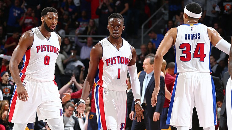 Detroit Pistons Clicking On All Cylinders To Start The Season