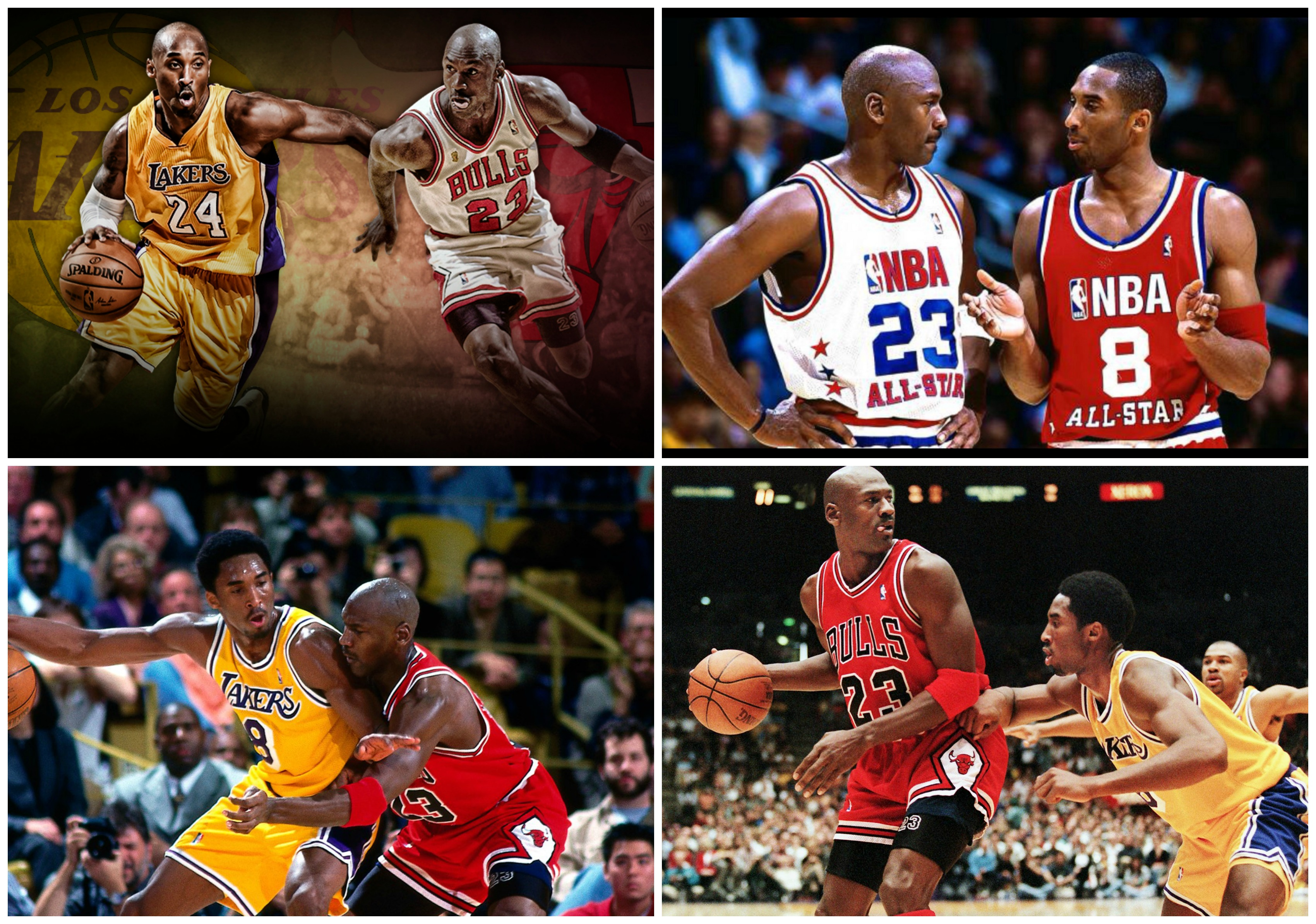 Michael Jordan Vs. Kobe Bryant Is A No-Brainer