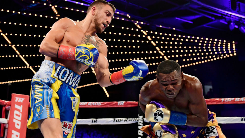 Call Him No Mas Chenko: Loma Makes Rigo Quit On His Stool