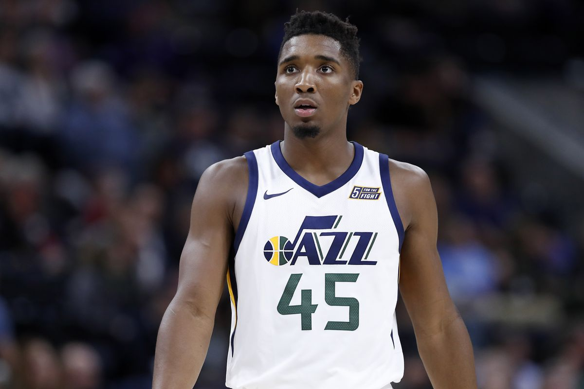 Donovan Mitchell Making The Jazz Forget About Gordon Hayward