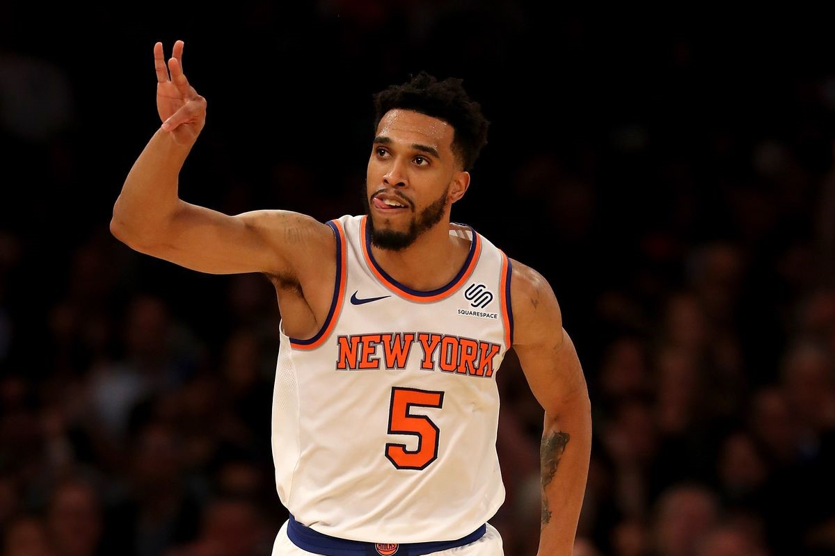 Unleashed: Courtney Lee Thriving In Jeff Hornacek's System