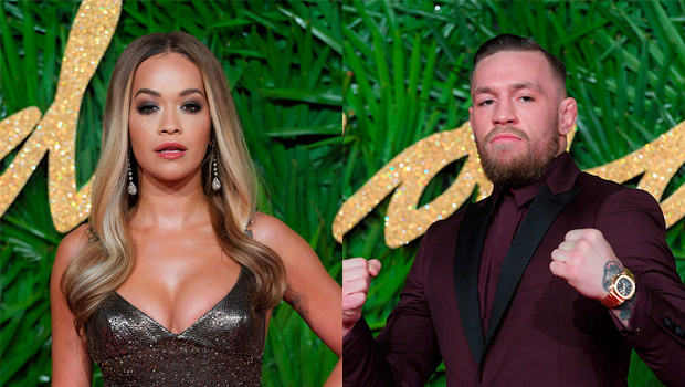 Rita Ora's 'Date Night With Conor McGregor Causes Stir